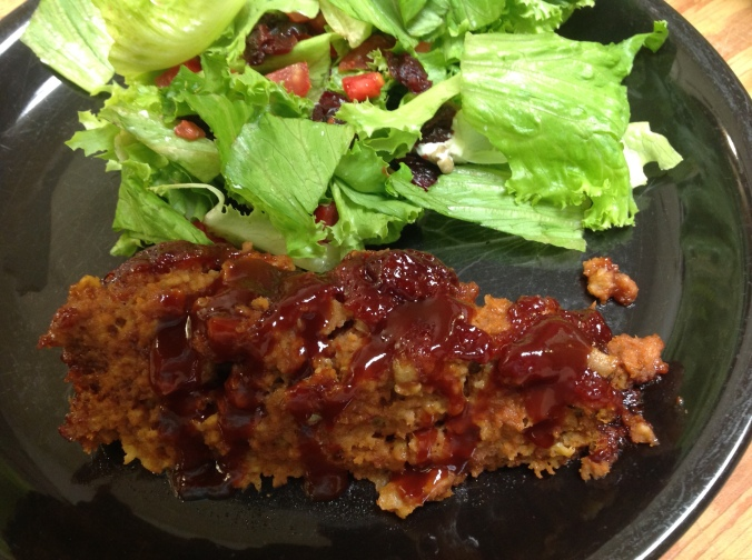 Gluten Free Home-Style Turkey Meatloaf